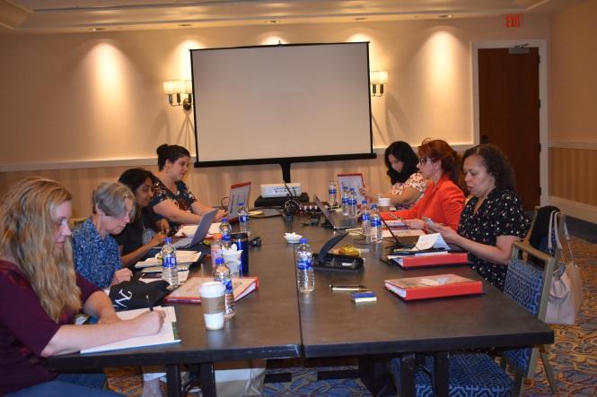 The Board Working