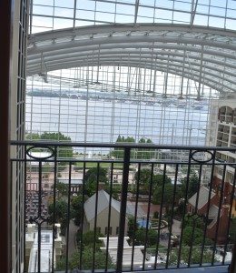 Gaylord View Over the Atrium (2)