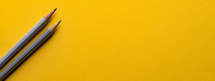 Yellow with Pencils (2)